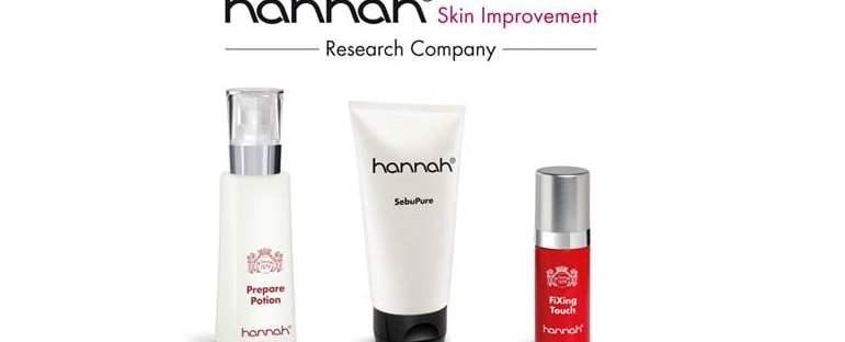 hannah® introduceert drie nieuwe productenPrepare Potion, SebuPure & FiXing Touch 9 hannah hannah® introduceert drie nieuwe productenPrepare Potion, SebuPure & FiXing Touch