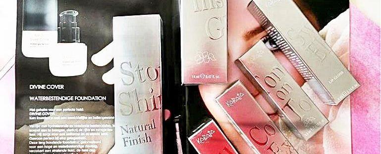 Review Karaja Make-up: 2 Foundations, Concealer, Lipstick & Lipgloss 7 karaja Review Karaja Make-up: 2 Foundations, Concealer, Lipstick & Lipgloss Karaja