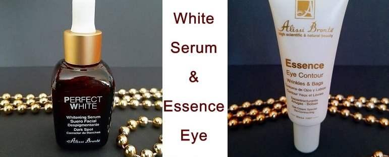 Alissi Brontë- Review Perfect White Serum & Essence Eye Contour 9 alissi bronte Alissi Brontë- Review Perfect White Serum & Essence Eye Contour