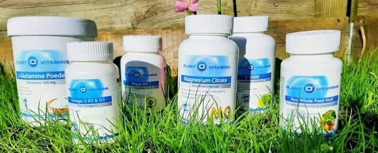 Krijg jij genoeg Vitaminen en Mineralen binnen? 9 vitaminen Krijg jij genoeg Vitaminen en Mineralen binnen?