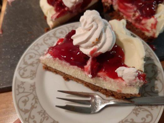kersen taart