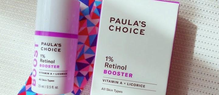 Paula's Choice Retinol 1% - Review 9 paula's choice Paula's Choice Retinol 1% - Review