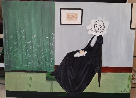 whistlers mother bean
