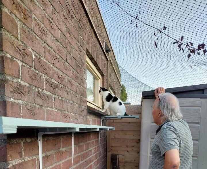 KeeK op de WeeK 35- Een kattentrap voor Marie, Kies en Kapper... 19 kattentrap KeeK op de WeeK 35- Een kattentrap voor Marie, Kies en Kapper...