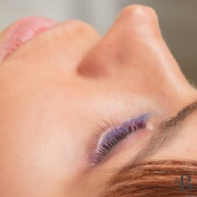 by brix volume lashes 1