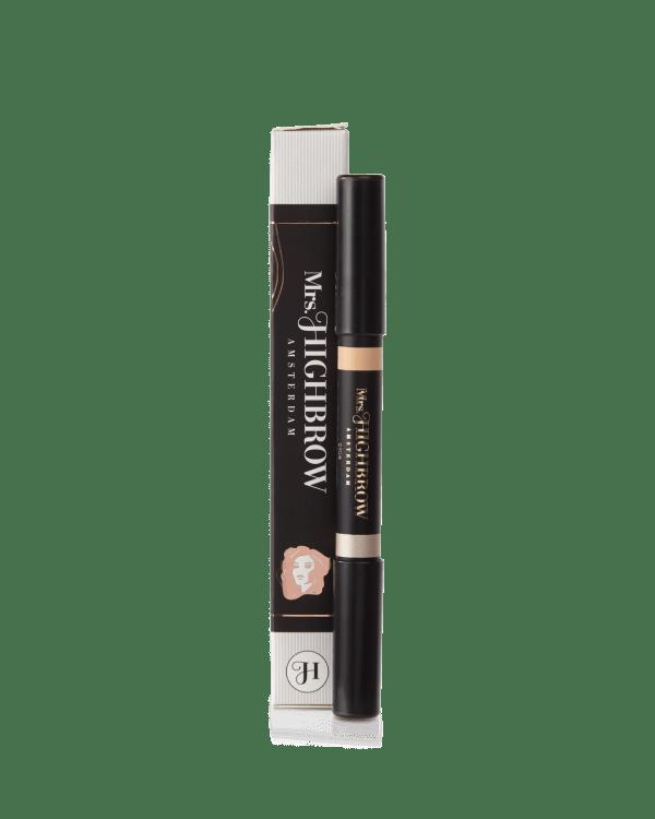 MrsHighbrow Highlighting DuoBrow Pencil Makeup | Beauty By Debby | Schoonheidsspecialiste | Bruchterveld | Hardenberg