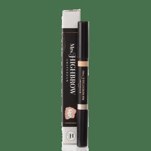 MrsHighbrow Highlighting DuoBrow Pencil Makeup   Beauty By Debby   Schoonheidsspecialiste   Bruchterveld   Hardenberg