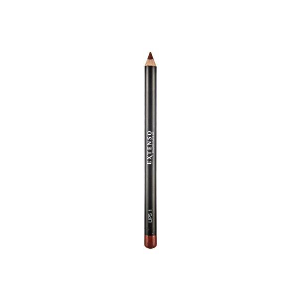 extenso milano lip pencil nr1 | Beauty By Debby | Schoonheidsspecialiste | Bruchterveld | Hardenberg