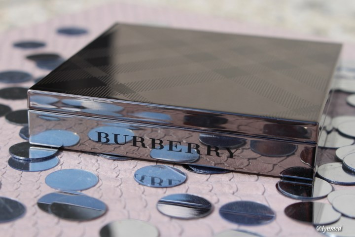 Are you ready to parade? BURBERRY RUNWAY PALETTE