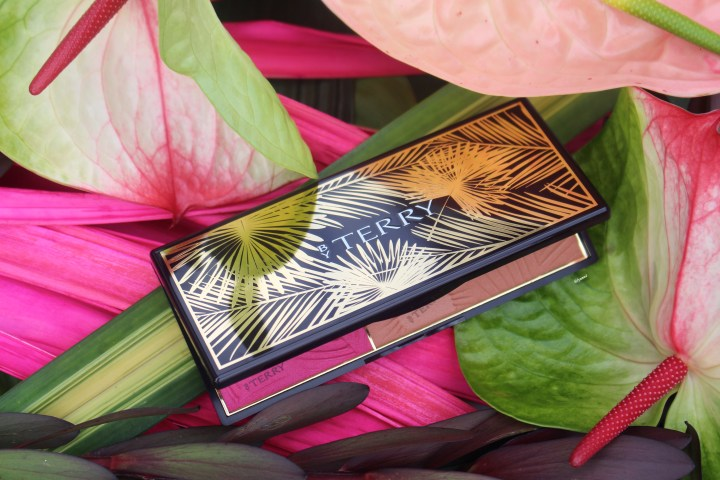 Take a Journey to the tropics – By Terry Tropical Sunset Sun Designer Palette