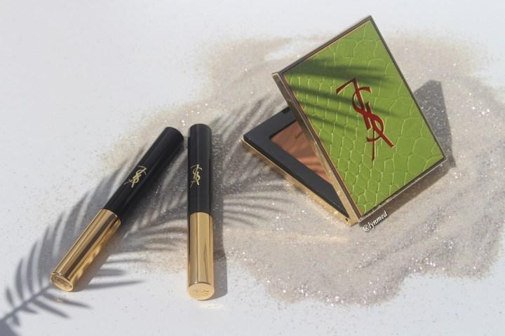 Yves Saint Laurent Summer 2017 – Solar Pop and Couture Eye liner
