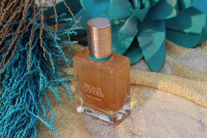 Bronze Goddess Shimmering Oil