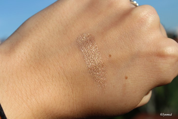 Estee Lauder Heat Wave Swatch