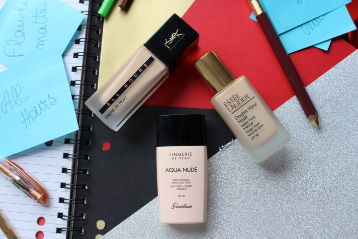 New foundations review