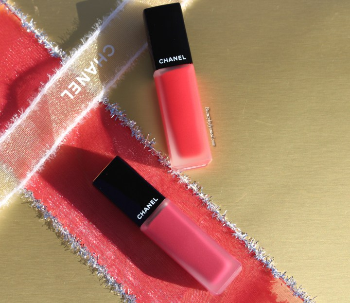 Chanel Pink Pulse Rouge Allure Ink review