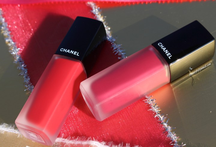 Chanel Rouge Allure Ink review