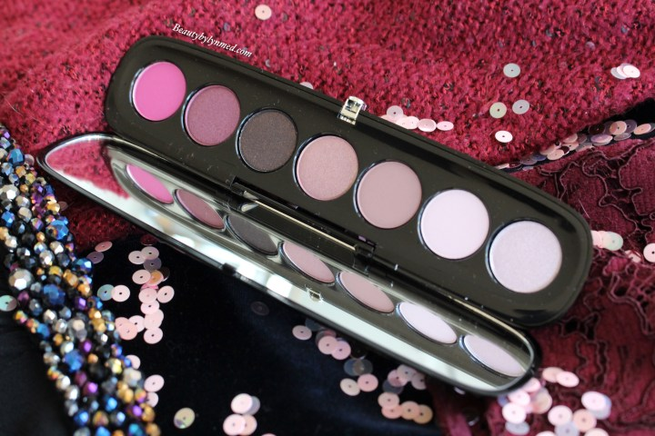 Marc Jacobs Provocouture Eye-Conic palettes Review