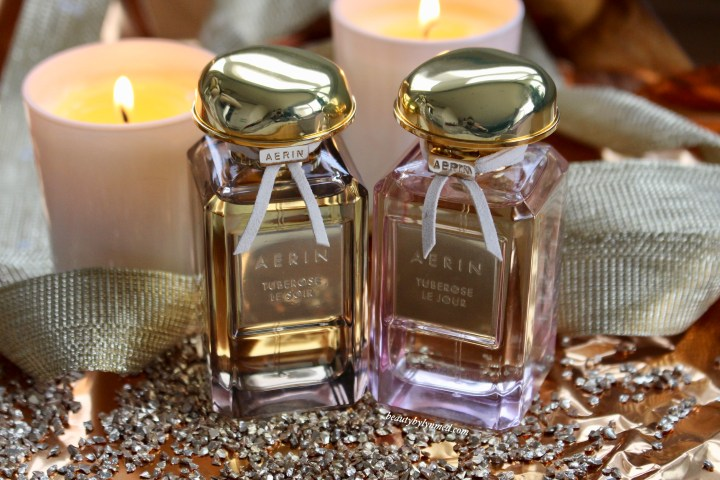 Aerin Tuberose Le Jour & Tuberose Le Soir – The magical power of luxury perfumes