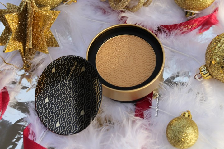 Guerlain Gold Light Terracotta Holiday 2017 review