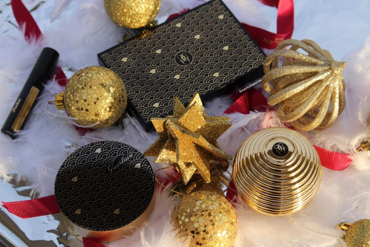 Welcome to the Enchanted Holiday season with Guerlain Gold Collection