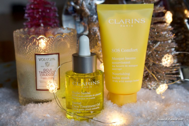 Clarins-Sos-Routine