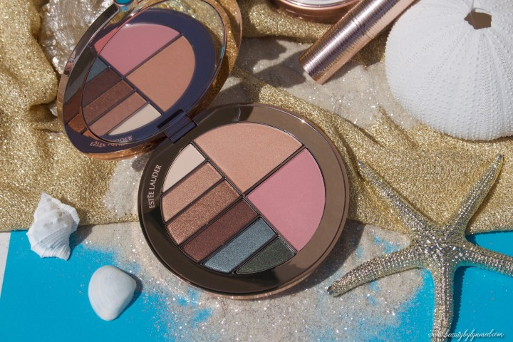 Estée Lauder Bronze Goddess The Summer look palette 2018