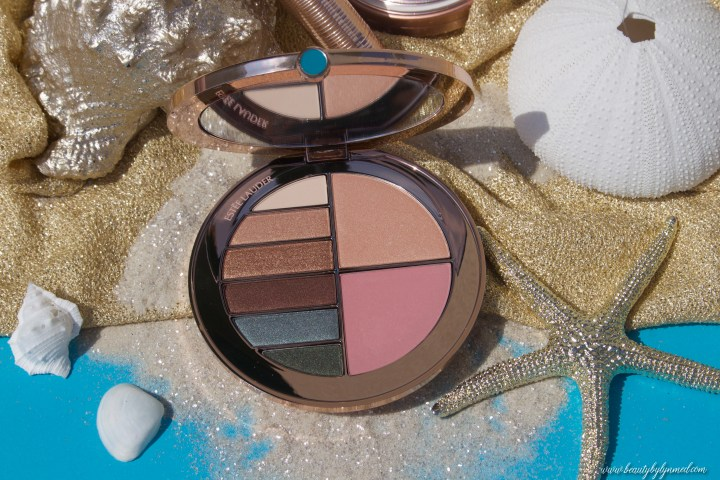 Bronze Goddess The Summer Look Palette