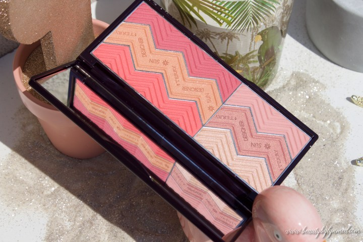 By Terry Sun Designer Palette Hippy Chic Review