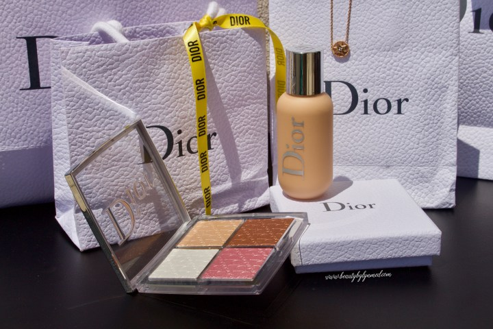 Dior Backstage Collection – The Makeup Line Behind Dior Runways