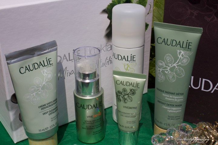 Look Fantastic x Caudalie Mixology Edition Beauty Box