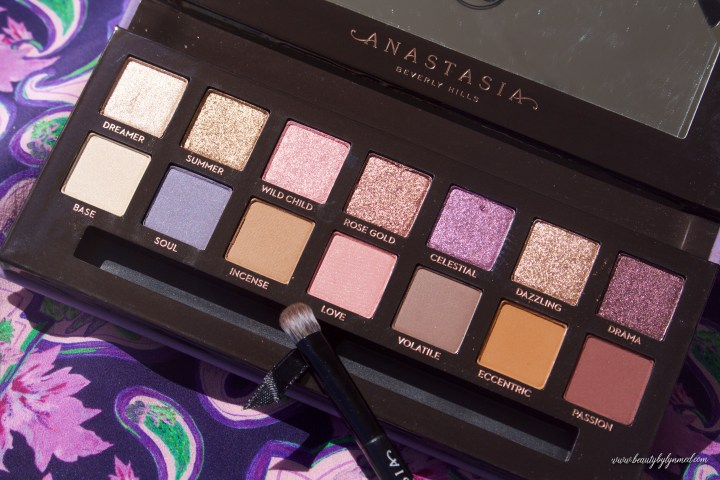 Anastasia Beverly Hills Norvina Palette – Are you ready for a Purple Rain ?