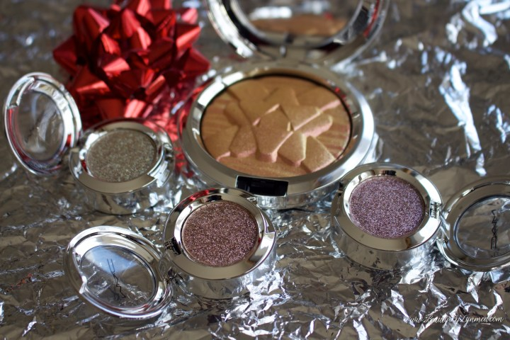 Mac Shiny Pretty Things Holiday 2018 Collection