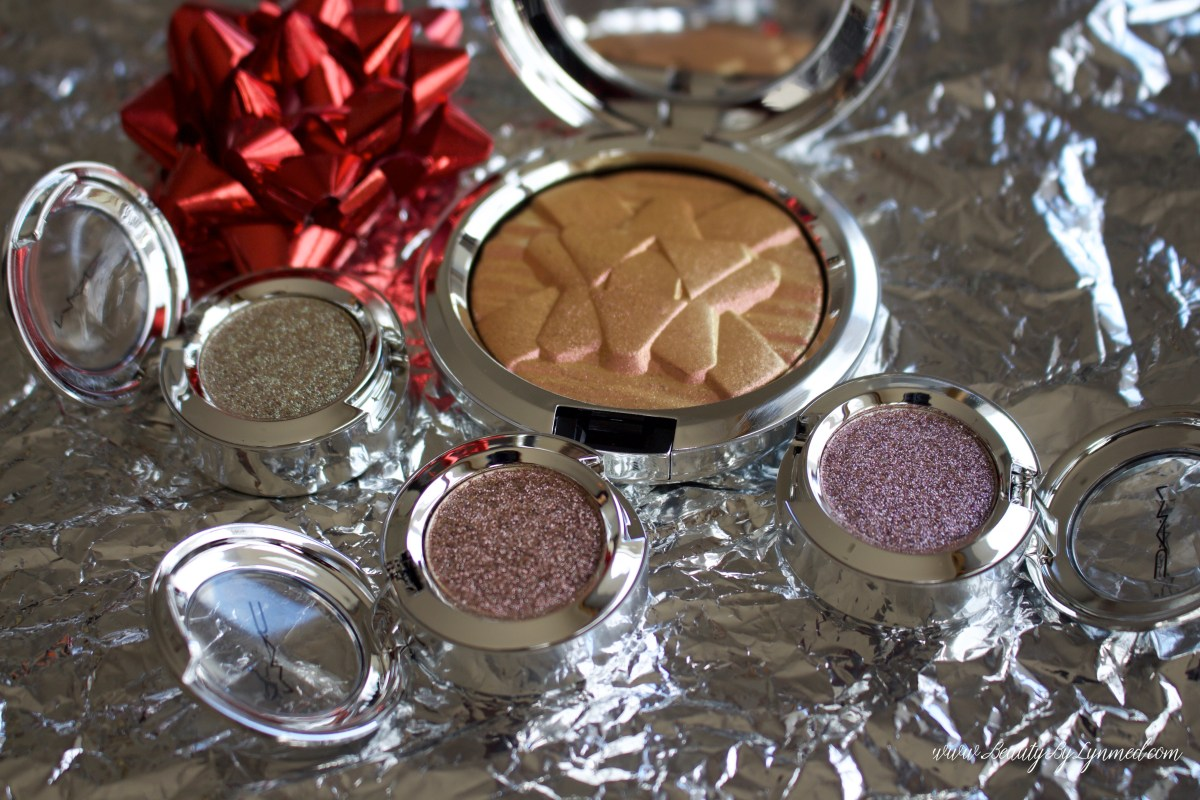 Mac Cosmetics Shiny Pretty Things - Holiday 2018