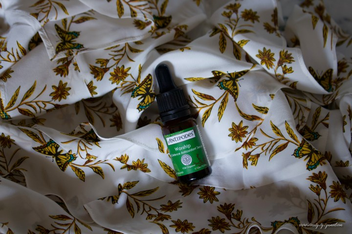 Worship Skin Defense Antioxidant Serum D'Antipodes