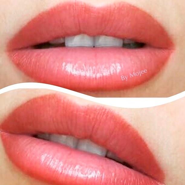 lips rose