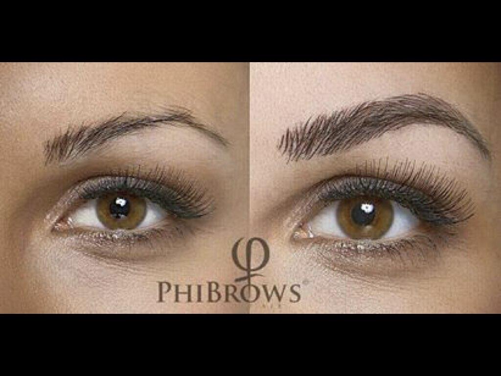Eyebrows – Microblading or PMU