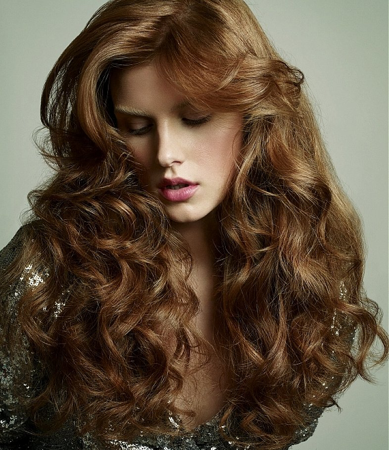 curly hair  Patricia Lugo