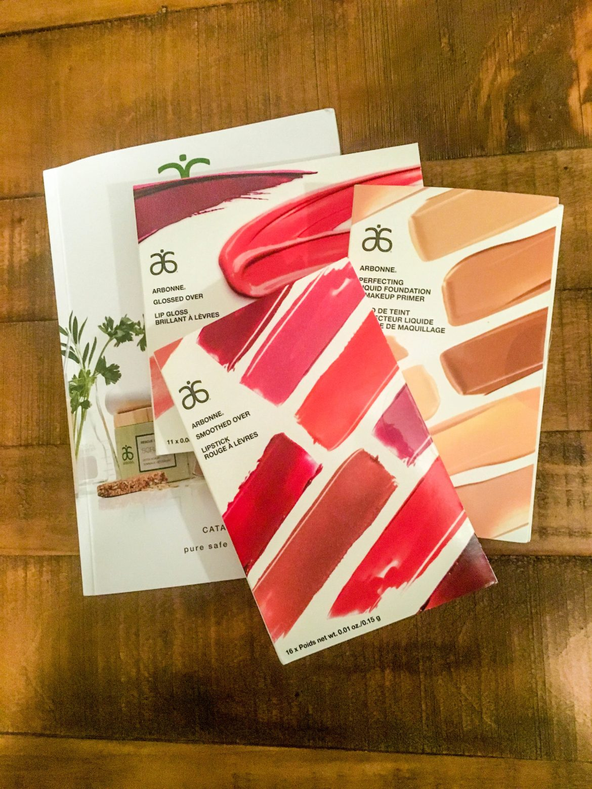Arbonne Grab Bag - Beauty Chaos