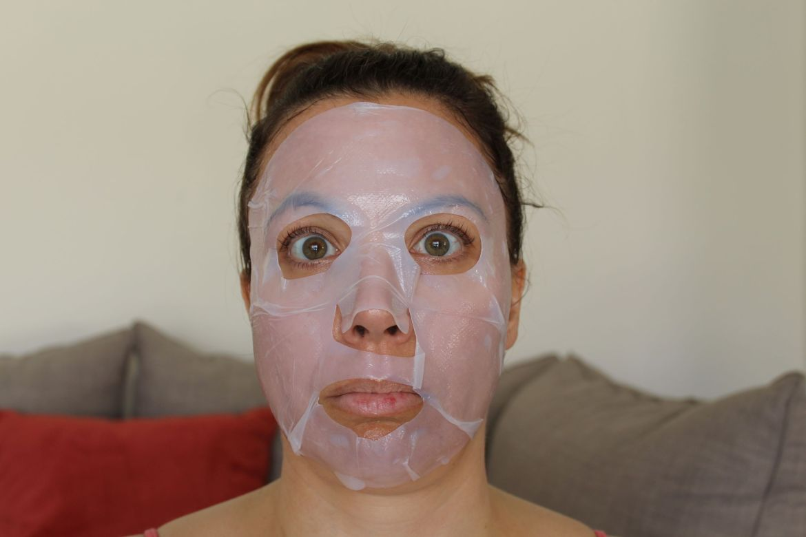 Leaders Coconut Gel Brightening Recovery Mask - Beauty Chaos