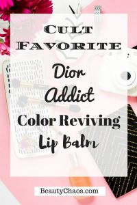 Dior Addict Lip Glow Pin