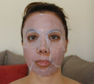 Leaders Coconut Gel Brightening Recovery Mask Face - Beauty Chaos