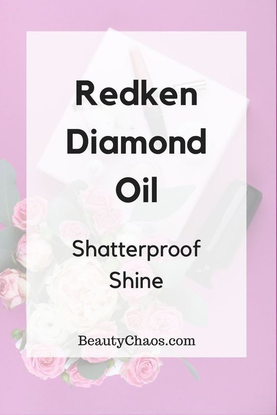 Redken Diamond Oil Pin