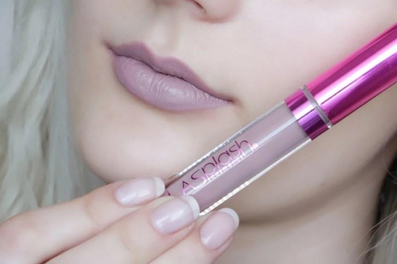 "Smitten Lip tint Mousse in ""Charmed"""