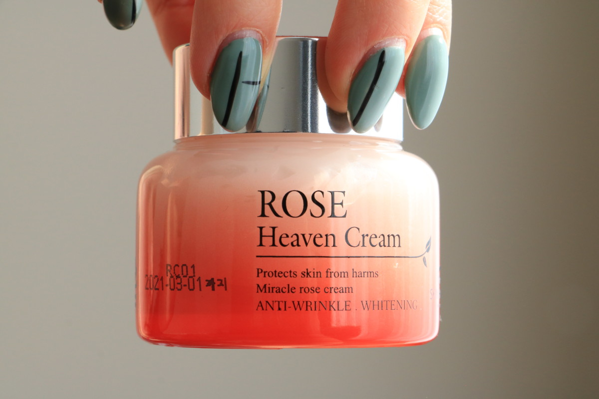 Skin House Rose Heaven Cream Review