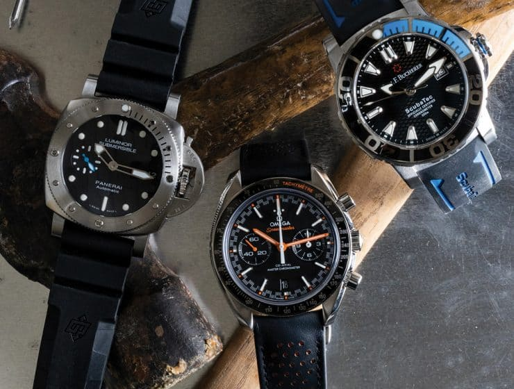5 Luxurious Watches your Man will Love