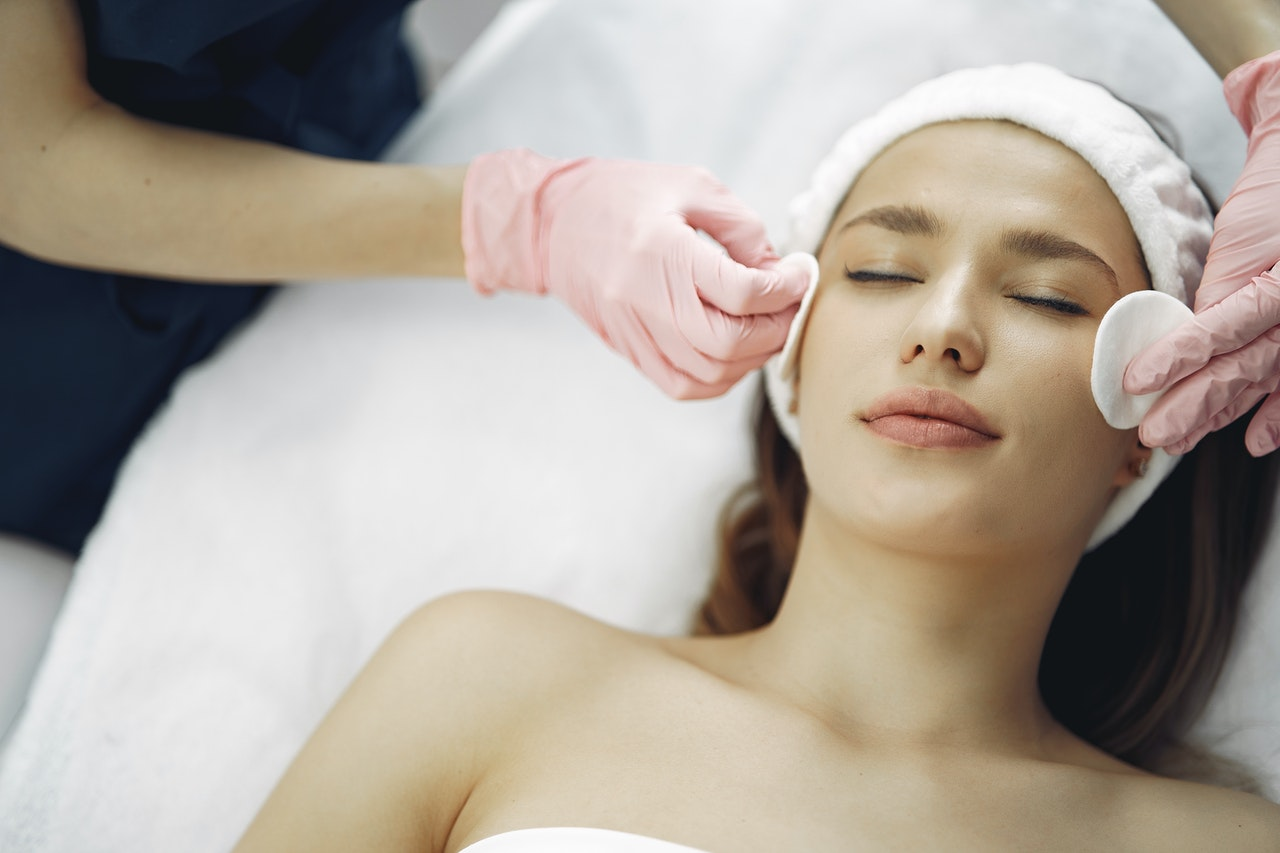 Girl Cosmetic Treatments