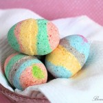 DIY Easter Egg Bath Bombs Recipe