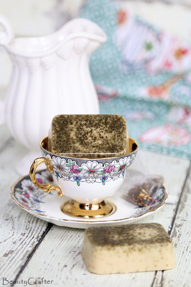 Vanilla Chai Soap DIY