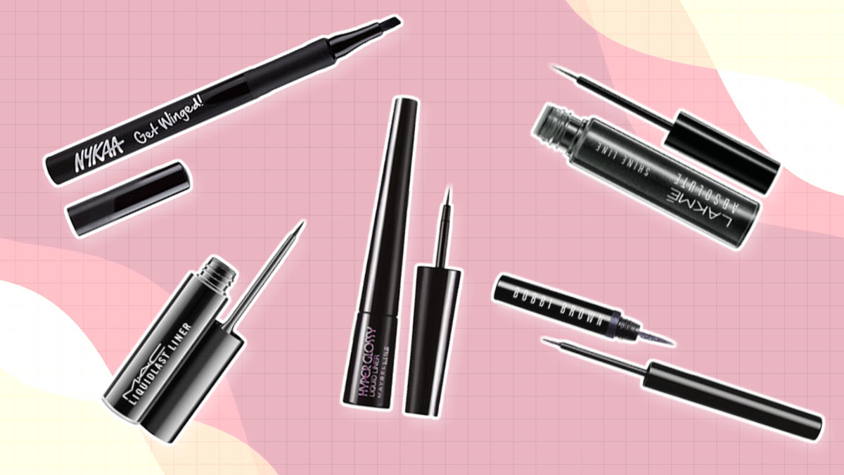 7 Best Liquid Eyeliners in India