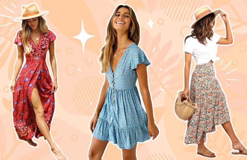 8 Summer Fashion Tips to Beat the Heat